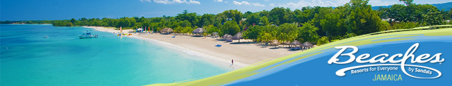 Beaches Jamaica Honeymoon Registry