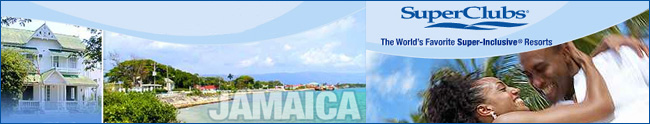 Super Clubs Jamaica - Honeymoon Destination