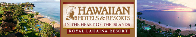 Royal Lahaina Resort Hawaii - Honeymoon Destination