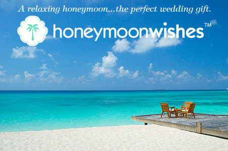 <font color= 6aa9ad >Honeymoon Wishes – when only the best honeymoon registry will do!</font color>