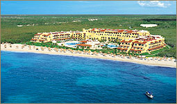 Secrets Resorts Arial View