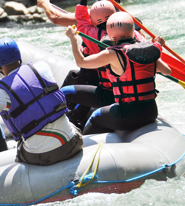 White Water Rafting In Pascua And Pacuare