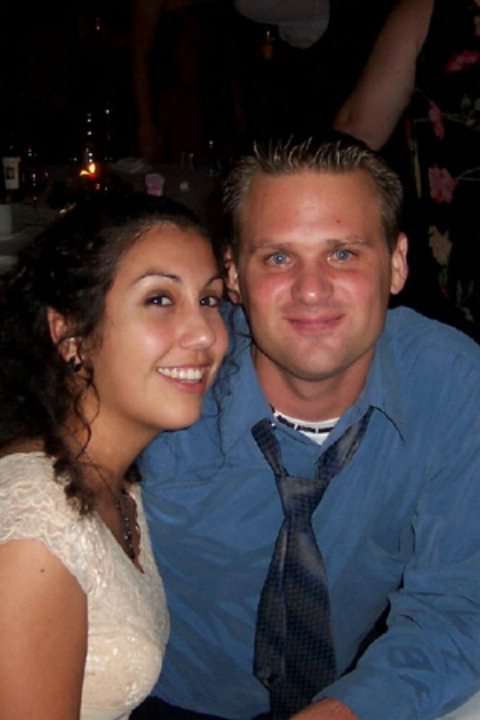 Alicia Christani and Mike Morris